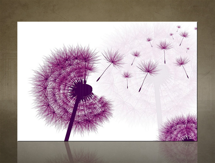 Obraz na stěnu 1 dílný ABSTRAKTNÍ obrazy na plátně