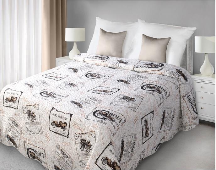 Luxusní přehoz na postel BILL 170x210 Luxusní přehoz
