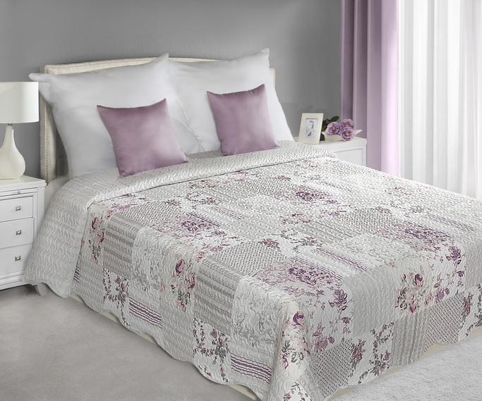Luxusní přehoz na postel VERA 170x210 Luxusní přehoz