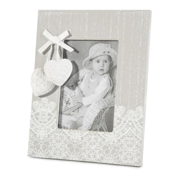 Dekorační fotorámeček MERLETO 16x20x2 cm Fotorámečky