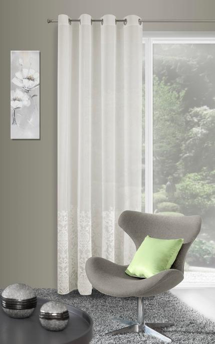 Luxusní záclona LORA 140x250 1 ks v balení