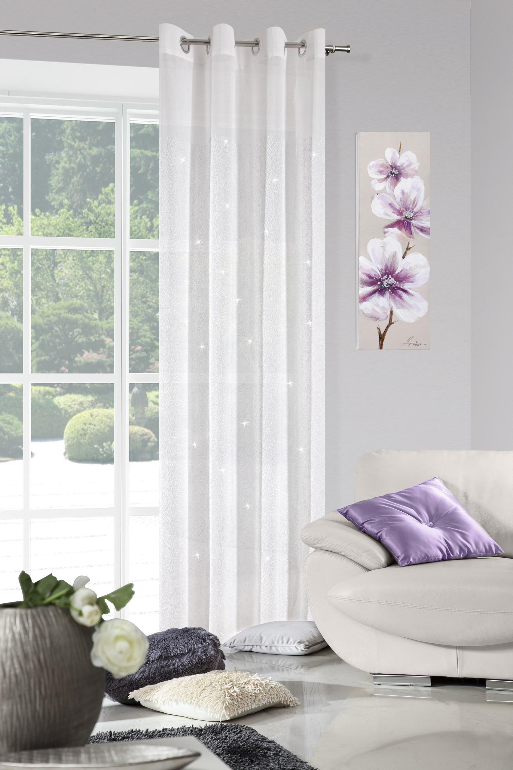 Luxusní záclona SOTERA 140x250 cm 1 ks v balení