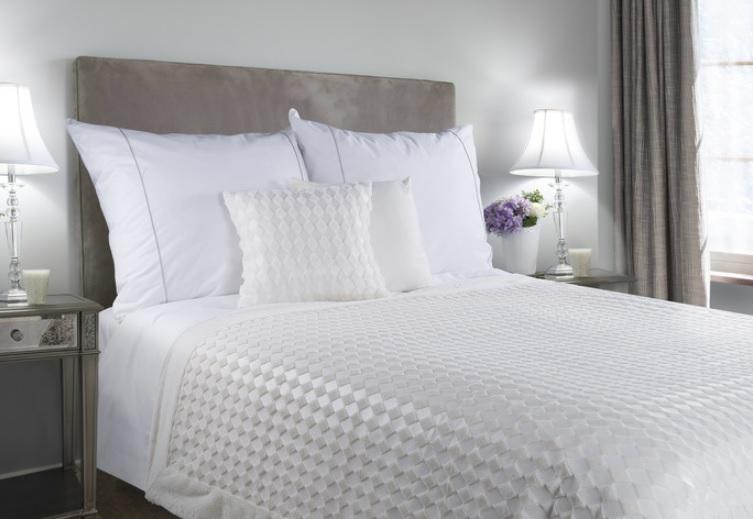 Luxusní přehoz INGRID 200x220 cm přehoz na postel