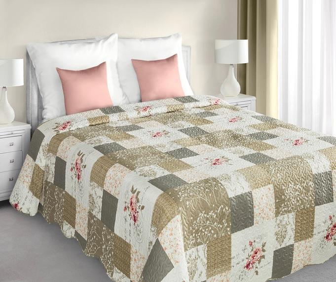Luxusní přehoz ANDY 220x240 cm přehoz na postel