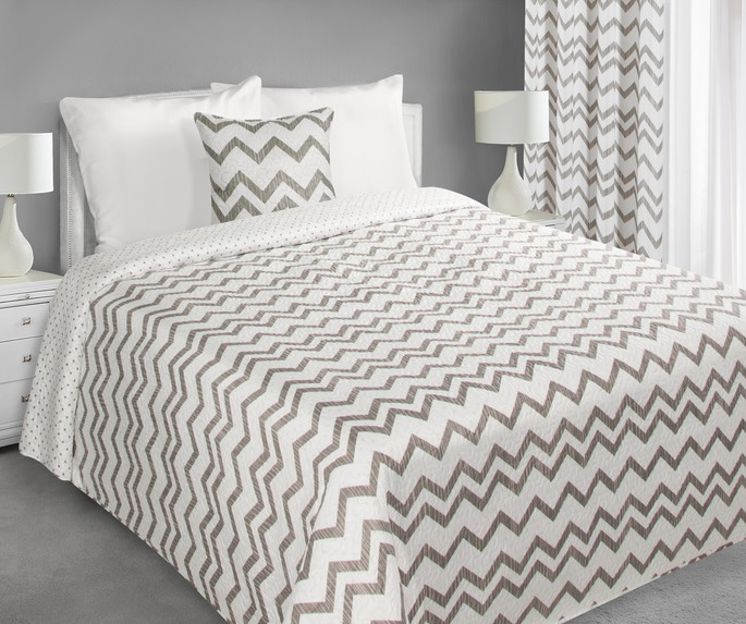 Luxusní přehoz MARLA 220x240 cm přehoz na postel