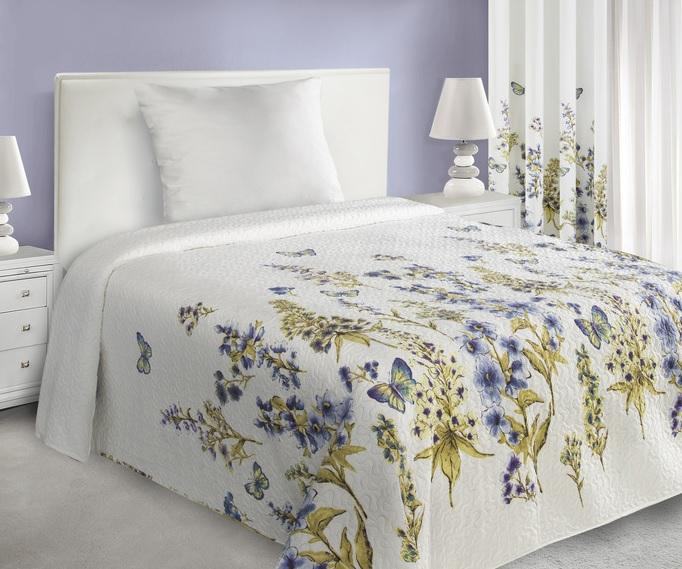 Luxusní přehoz na postel MATYLDA 220x240 prěhoz na postel