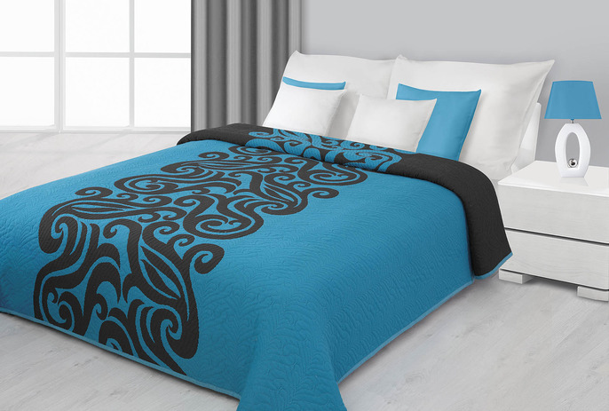 oboustranný luxusní přehoz přehozy na postel