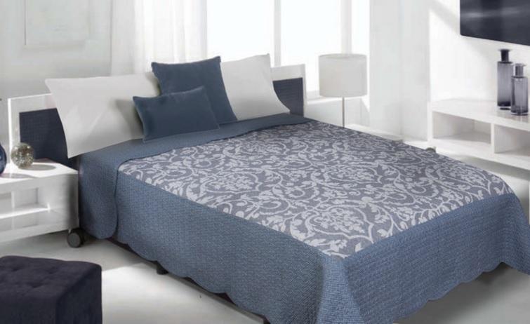 přehoz s luxusní potiskem přehozy na postel