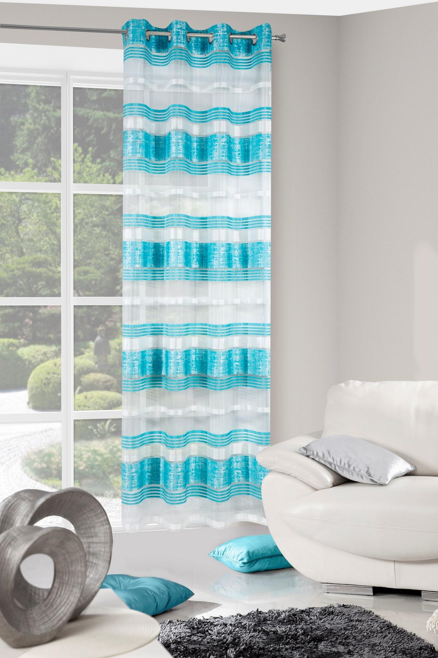 Luxusní záclona PATRICK 140x250 1 ks v balení