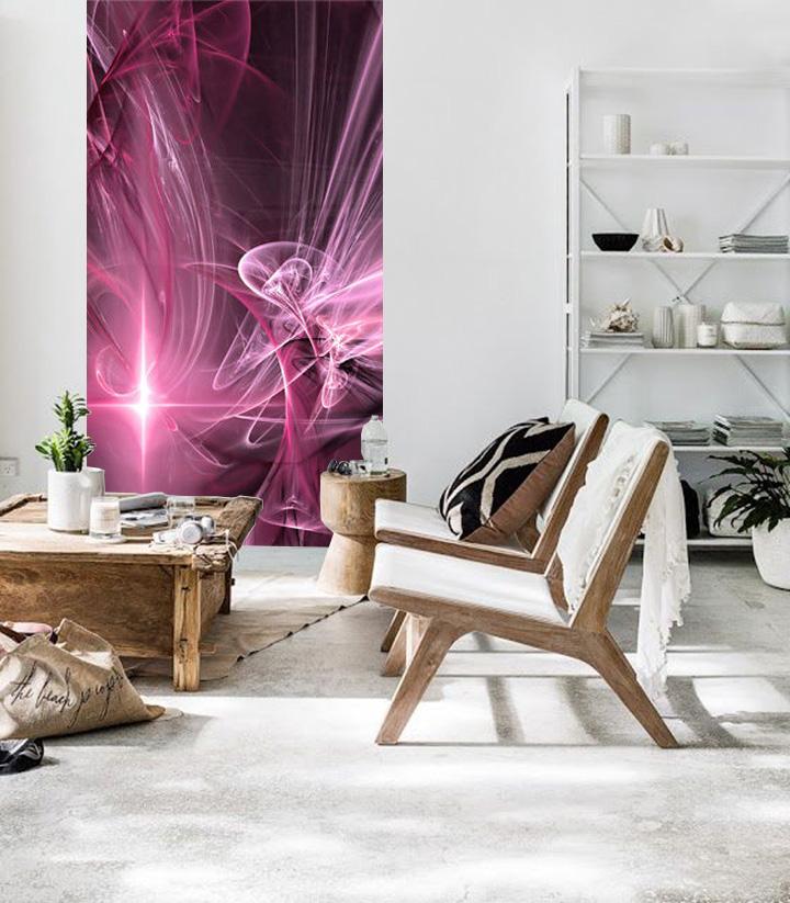 Fototapeta na zeď + lepidlo Zdarma / ABSTRAKT FTAB046V137 zaváděcí Sleva -30%