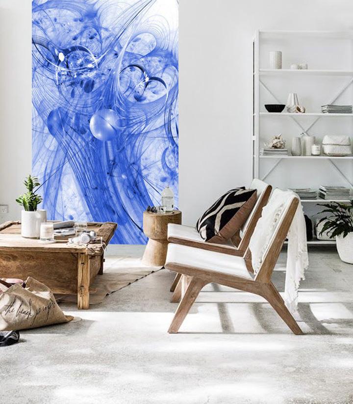 Fototapeta na zeď + lepidlo Zdarma / ABSTRAKT FTAB052V152 zaváděcí Sleva -30%