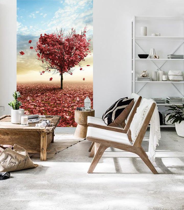 Fototapeta na zeď + lepidlo Zdarma / STROMY FTST013V152 zaváděcí Sleva -30%
