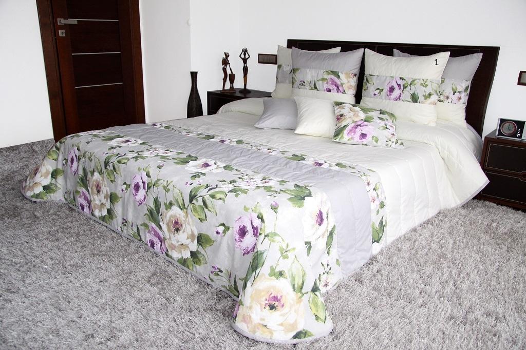 Luxusní přehoz na postel 220x240 cm 44c/220x240 přehozy na postel