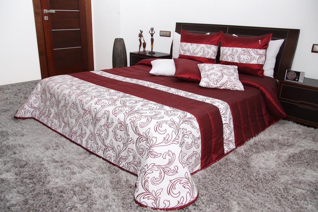 Luxusní přehoz na postel 220x240 cm 44d/220x240 přehozy na postel