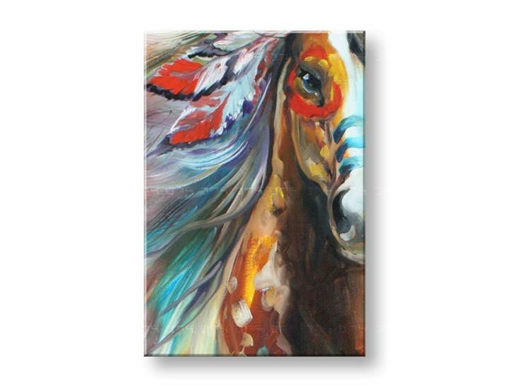 Ručně malovaný obraz na zeď KONE FB227E1 malované obrazy FABIO