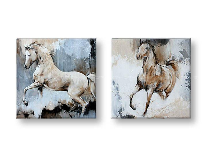 Ručně malovaný obraz na zeď KONE FB230E2 malované obrazy FABIO