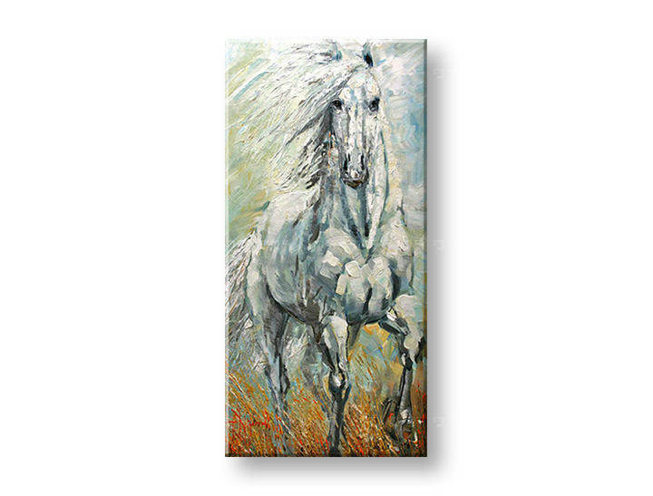 Ručně malovaný obraz na zeď KONE FB234E1 malované obrazy FABIO