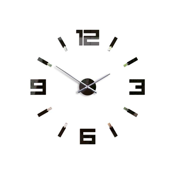 Moderní nástěnné hodiny BLINK HMCNH073 nalepovací hodiny na stěnu