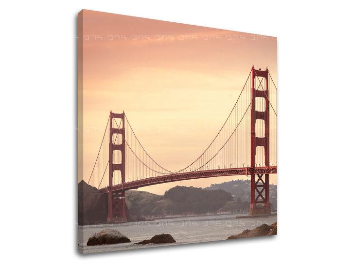 Obraz na stěnu MĚSTO / SAN FRANCISCO ME116E12 moderní obrazy na plátně